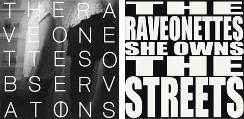 the raveonettes singles 2012