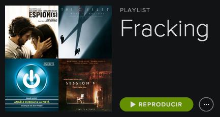 Lista ambiental para Fracking - Estrellas Anónimas