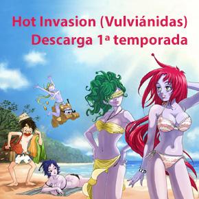Descargar Hot Invasion (Vulviánidas), el juego de rol de cachondeo marciano.